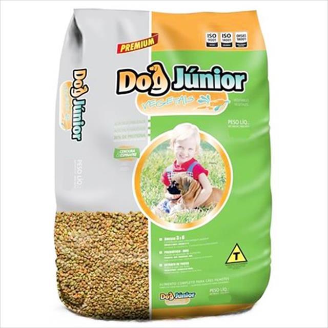 ração special dog premium dog júnior - vegetais ração special dog premium dog júnior vegetais - 25 kg