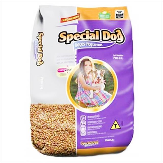 ração special dog premium raças pequenas - 15 kg
