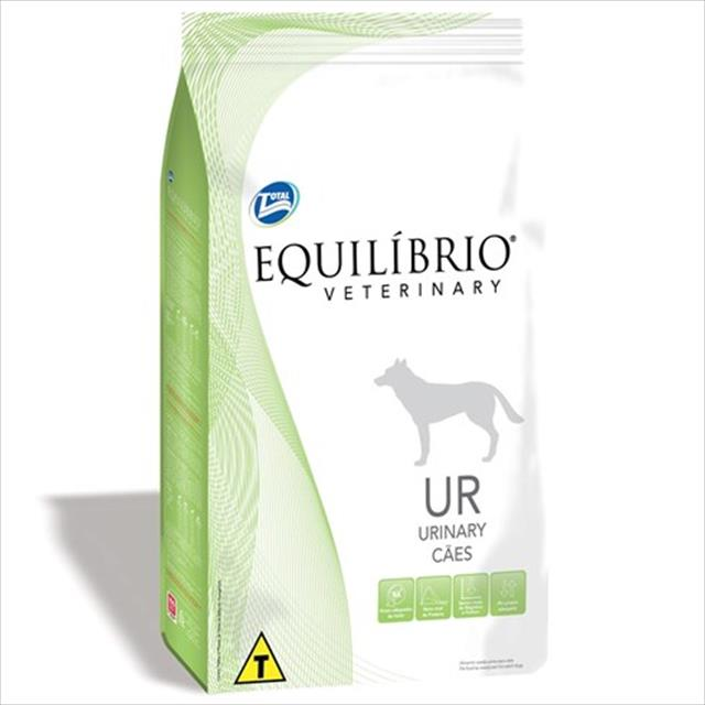 ração total equilíbrio veterinary urinary para cães com problemas de trato urinário - 2kg