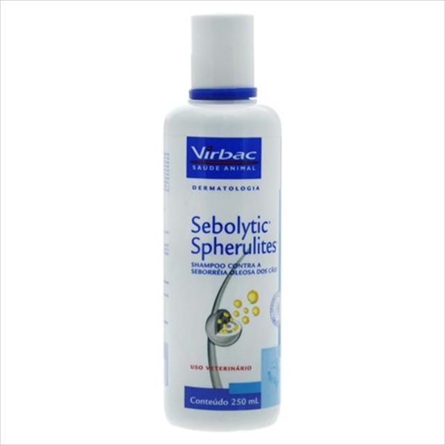 sebolytic spherulites - 250ml