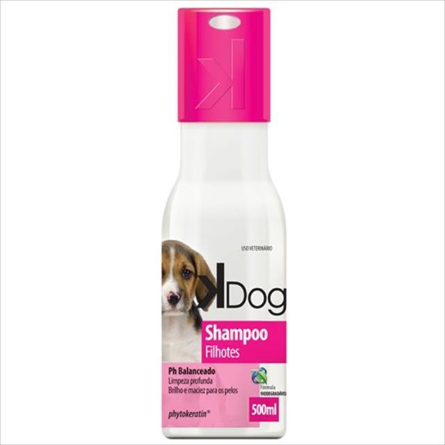 shampoo k-dog filhotes - 500ml