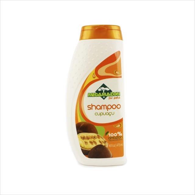 shampoo megamazon cupuaçu - 473ml