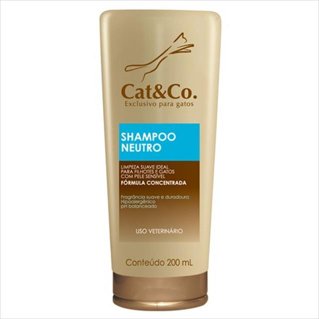 shampoo neutro baby - 200ml