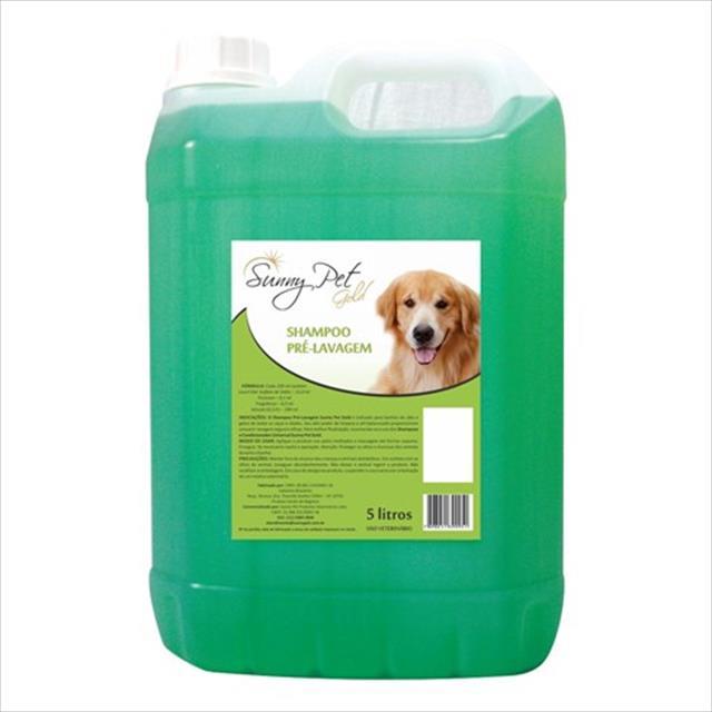 shampoo pré lavagem uso profissional - 5 litros
