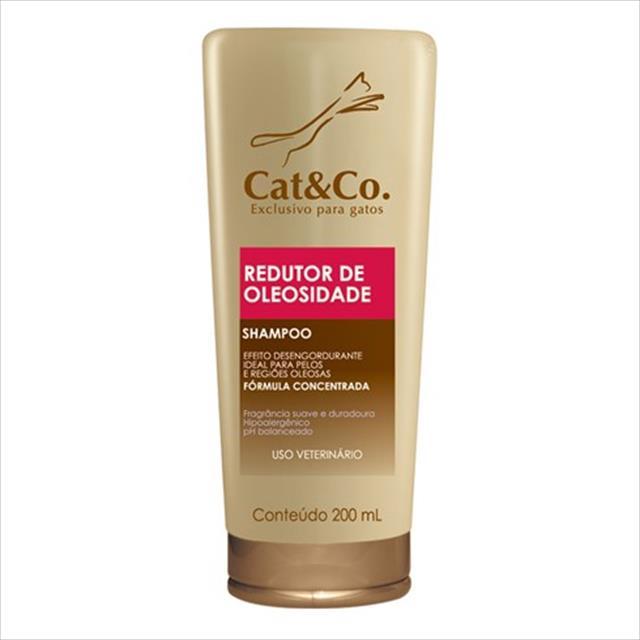 shampoo redutor de oleosidade - 200ml