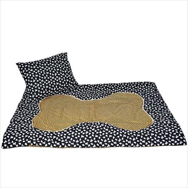 sleep bag futon dog - caveira