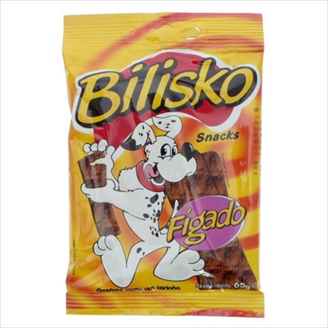 snacks cão fígado - 65gr