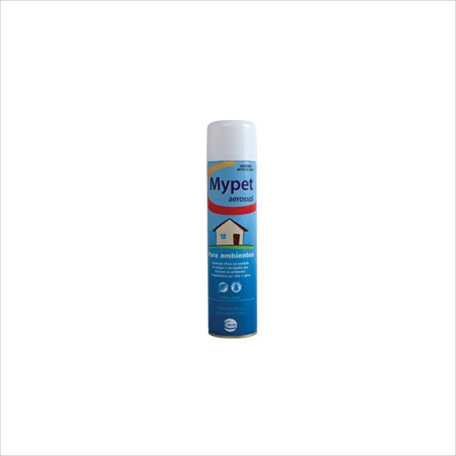 spray anti pulga ceva my pet aerosol para ambientes - 400 ml