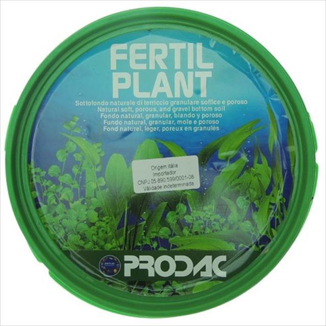 substrato prodac fertil plant - 1,8kg