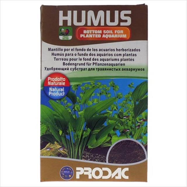 substrato prodac humus - 500gr
