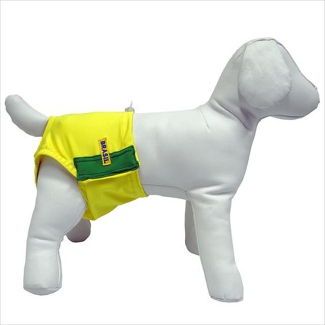 sunga baw waw cão brasil ii - tam g