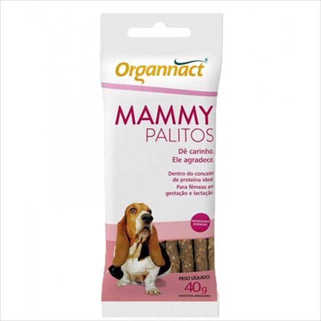 suplemento organnact mammy palitos - 40 g