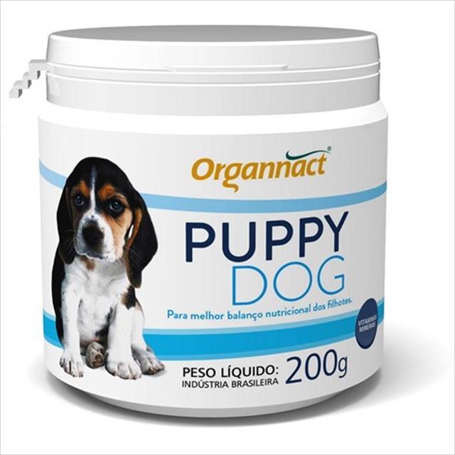 suplemento organnact puppy - 200 g