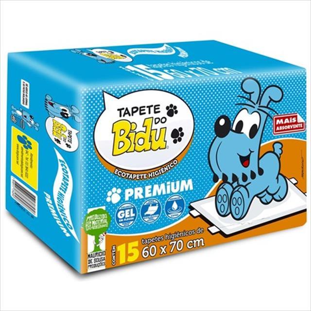 tapete higiênico dog's care do bidu premium - 30 unidades