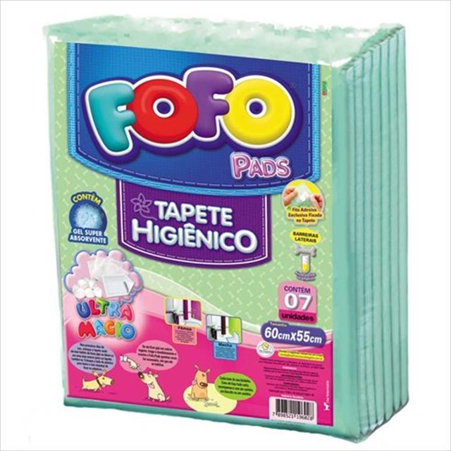 tapete higi�nico s�o francisco fofo pads para c�es - 50 unidades