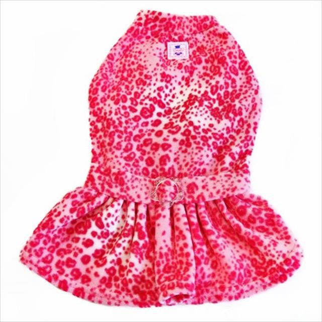 vestido bichinho chic soft rosa - tam. 07