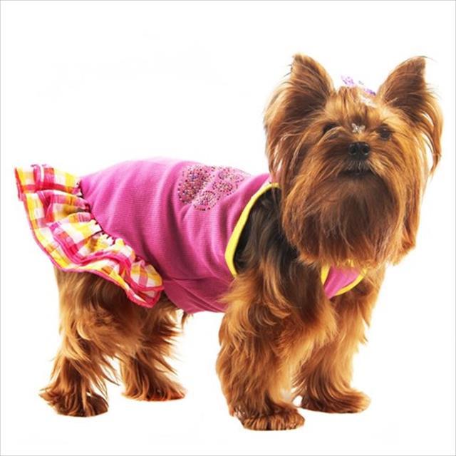 vestido pickorruchos shakira rosa - tam.05