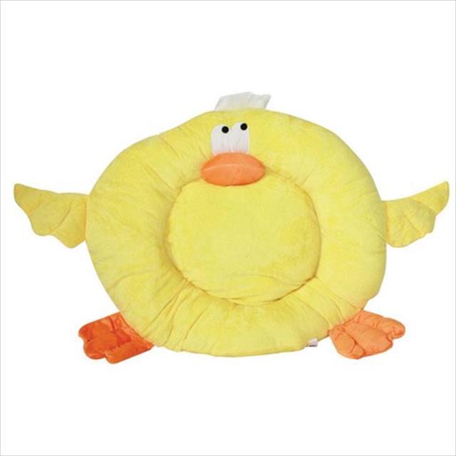 almofada pintinho -  amarelo