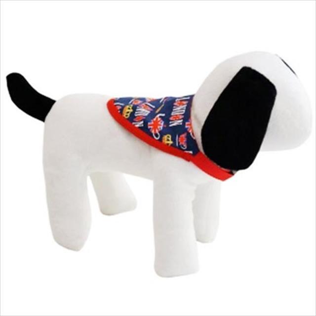bandana futon dog dupla face london - tam g