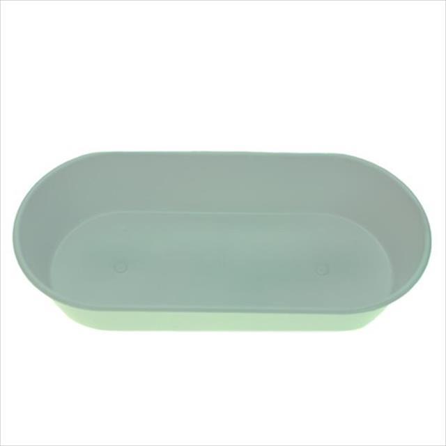 banheira mr pet plástica oval para viveiro - branco