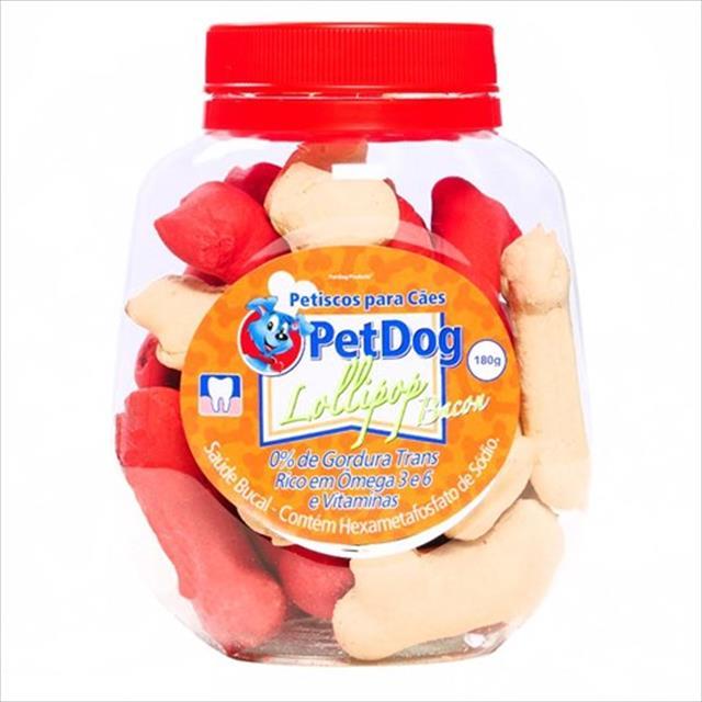 biscoito pet dog lollipop - 180 g