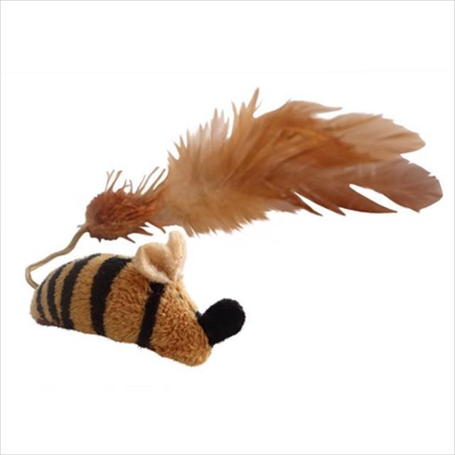 brinquedo american pets ratinho felpudo