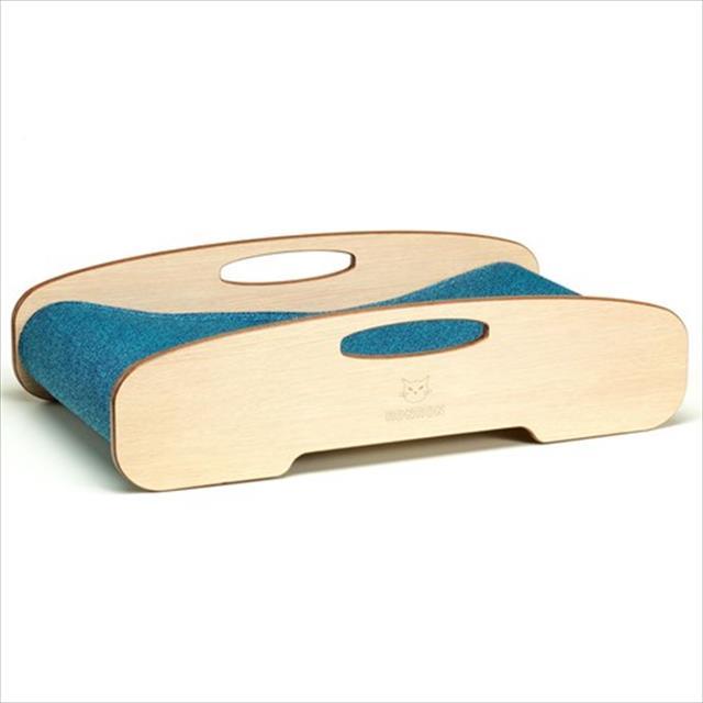 brinquedo arranhador brahma - azul