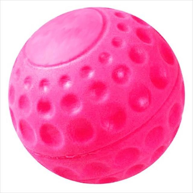 brinquedo bola rogz asteroidz - rosa brinquedo bola rogz asteroidz rosa - grande