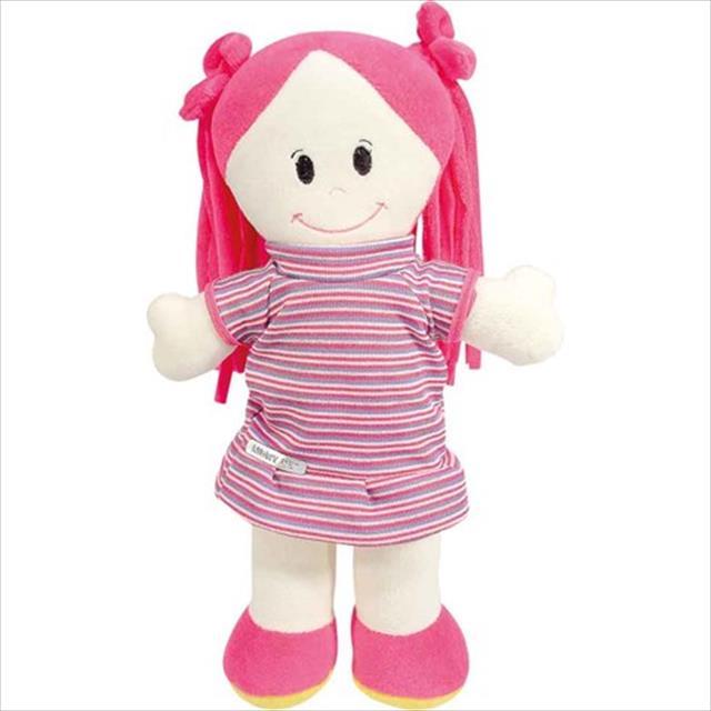 brinquedo bonequinha pink