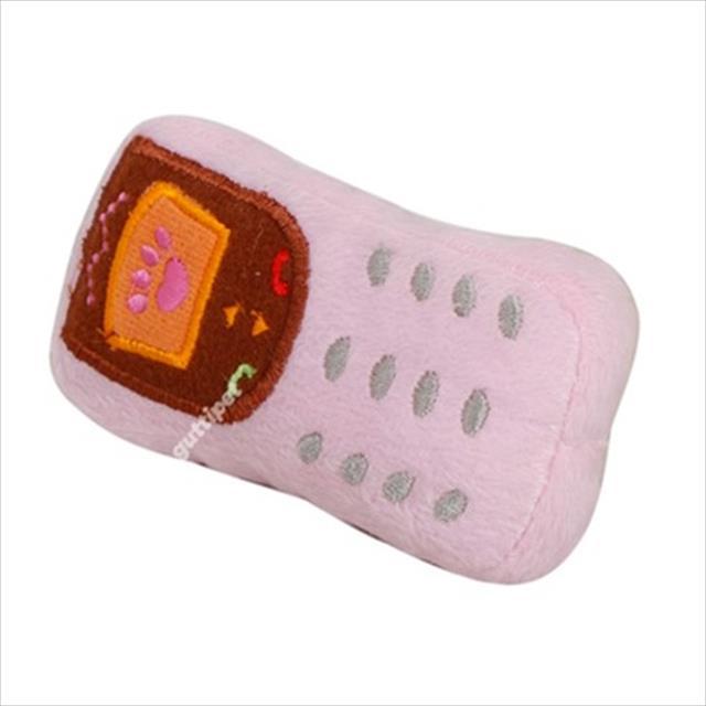 brinquedo guttipet celular - rosa