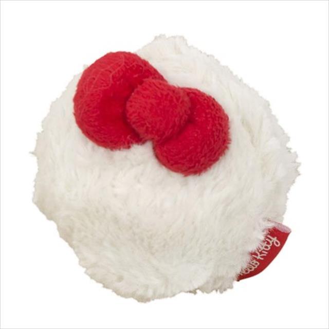 brinquedo hello kitty bola de pelúcia para cães