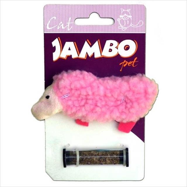 brinquedo jambo porco refilable com catnip