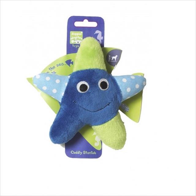 brinquedo pelúcia estrela do mar aventura no mar