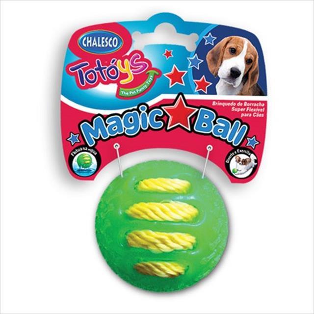 brinquedo totóys magic ball - cores variadas