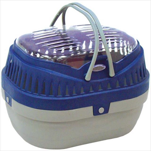 caixa de transporte chalesco mini gulliver para hamster - cores variadas caixa de transporte chalesco mini gulliver para hamster cores variadas - pequena