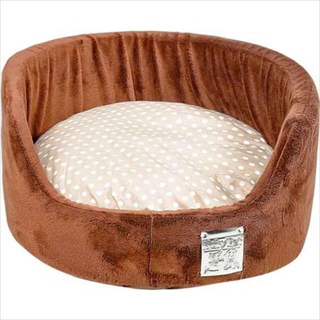 cama suiça - marrom