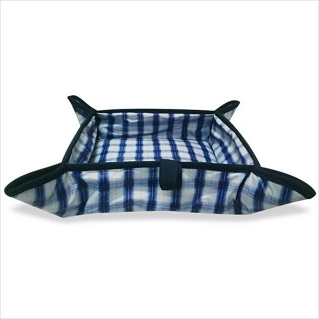 cama térmica styllus term grande - azul cama térmica styllus term grande azul - 110v