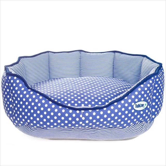 cama tubline mel - azul
