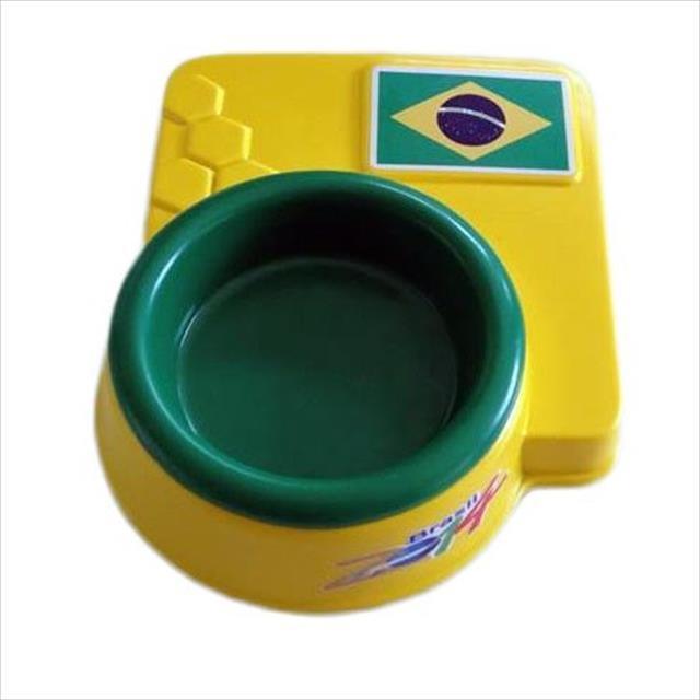 comedouro copa brasil - amarelo