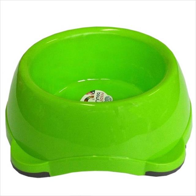 comedouro duki neon - verde comedouro duki neon jumbo verde - 2,2 litros