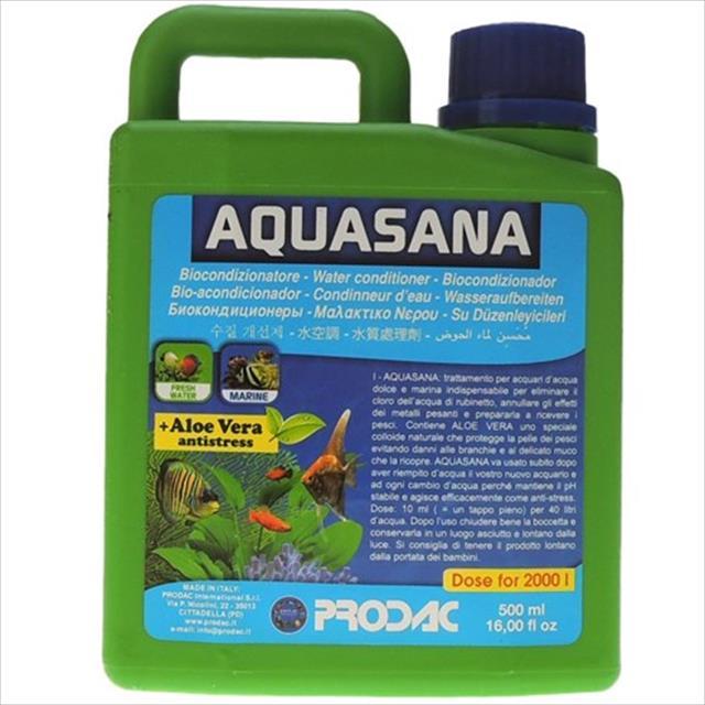 condicionador prodac aquasana para aquários -  500ml
