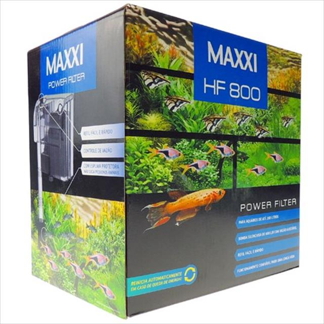 filtro maxxi power 600 litros/hora hf-800 - 220v