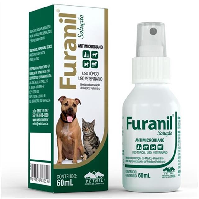 furanil spray - 60ml
