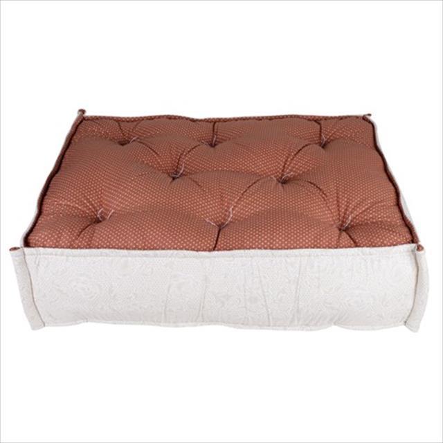 futon dog turco renda - caqui futon dog turco renda caqui - tam g