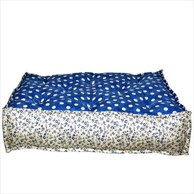 futon turco - poa azul futon turco poa azul - tam gg