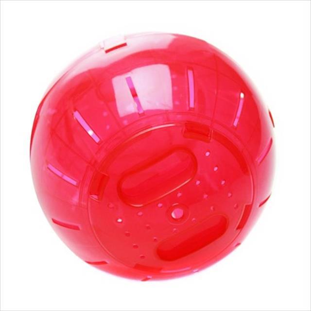 globo de exercício amercan pets para hamster - vermelho globo de exercício amercan pets para hamster vermelho - pequeno