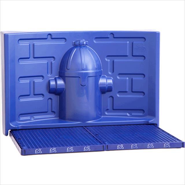 kit pipidollys para machos - azul com hidrante azul