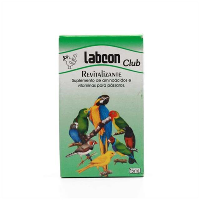 labcon club revitalizante - 15 ml