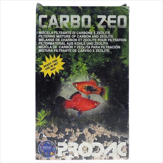 material filtrante prodac carbo-zeo - 700gr