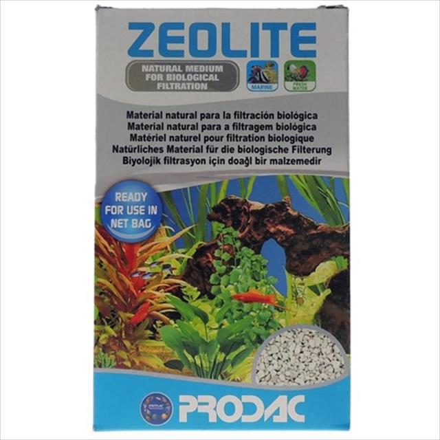 material filtrante prodac zeolite - 700gr